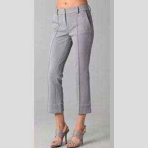 Diane von Furstenburg Gray Dixy Pants